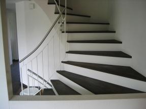 Eiche-Parkett-Treppen