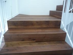 Kirschbaum-Parkett-Treppen
